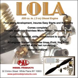 LOLA 020 Diesel