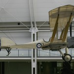 Imperial War Museum BE2c